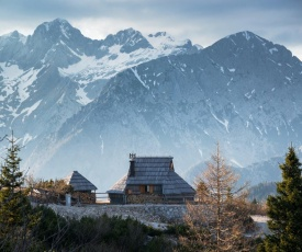 Koča Ojstrica - Velika planina