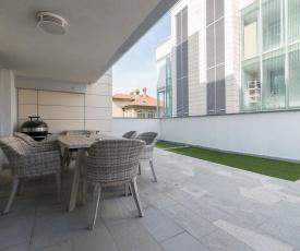 Njegoševa Apartment with Big Terrace